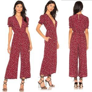 Faithfull the Brand Bonnie Jumpsuit, NWT, Size US2